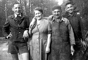 Eduard, Anna, Otto, Karl Zern