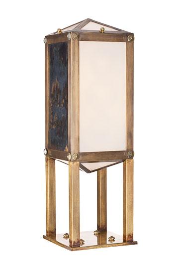 lampen shop otto zern bronze sockellampe fagur indirektes. Black Bedroom Furniture Sets. Home Design Ideas