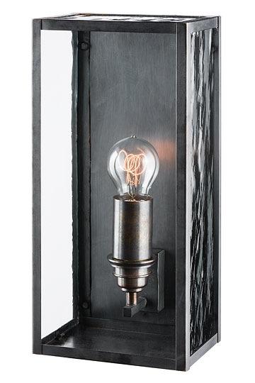 lampen shop otto zern bronze wandlampe pardus gro. Black Bedroom Furniture Sets. Home Design Ideas