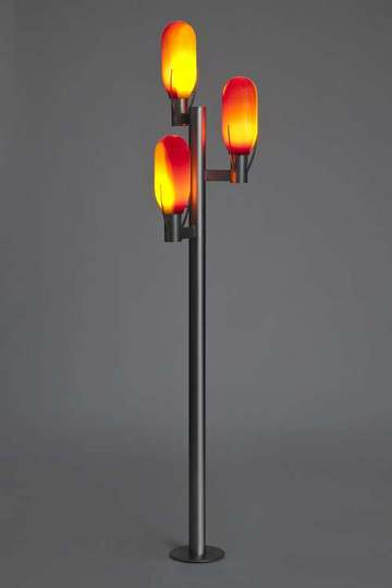 lampen shop otto zern stehleuchte ballon au en 3 flammig. Black Bedroom Furniture Sets. Home Design Ideas